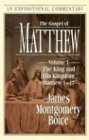 9780801012037: The Gospel of Matthew (Expositional Commentary)