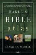 9780801012631: Baker's Bible Atlas