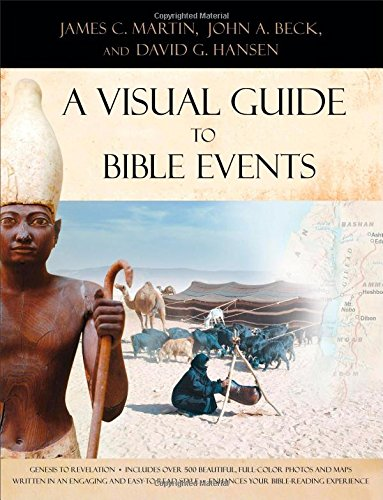 9780801012853: A Visual Guide to Bible Events: Fascinating Insights into Where They Happened and Why