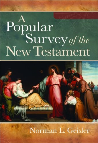 9780801012990: A Popular Survey of the New Testament