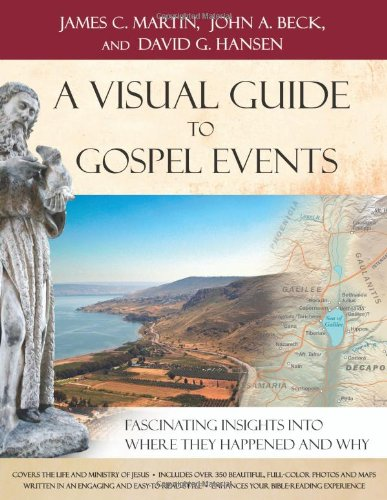 9780801013119: A Visual Guide to Gospel Events: Fascinating Insights into Where They Happened and Why