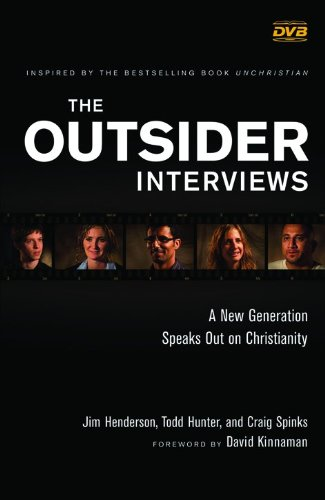 9780801013454: Outsider Interviews, The: A New Generation Speaks Out on Christianity