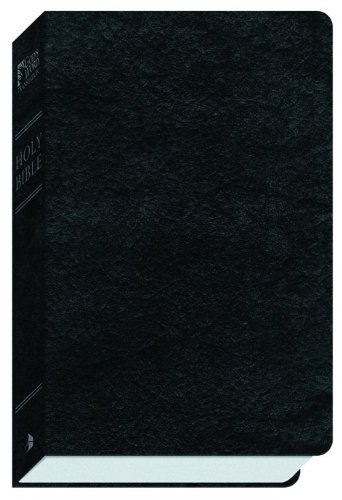 9780801013607: GW Thinline Bible Charcoal Bonded Leather