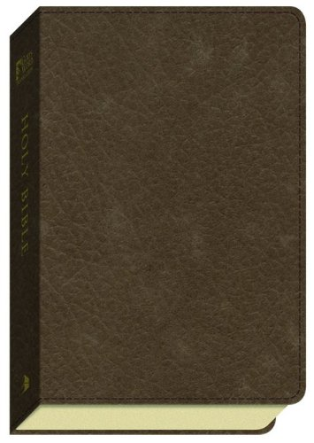 9780801013676: GW Compact Bible Brown Duravella