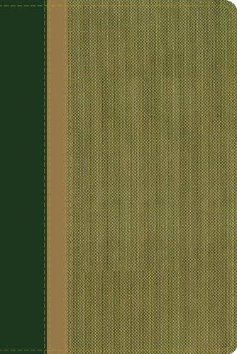 9780801014192: GW Compact Bible Hunter Green/Khaki Duravella