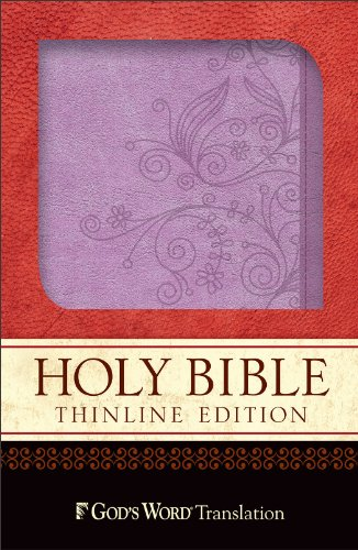 9780801015755: Holy Bible: God's Word Lilac / Springtime Design Duravella Thinline Edition