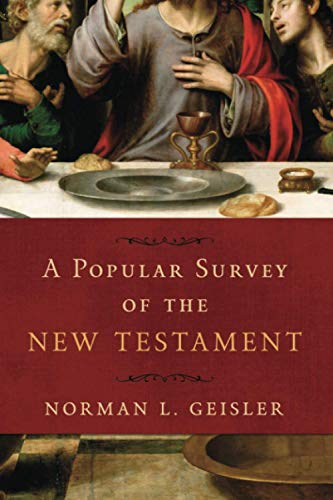 9780801016615: A Popular Survey of the New Testament
