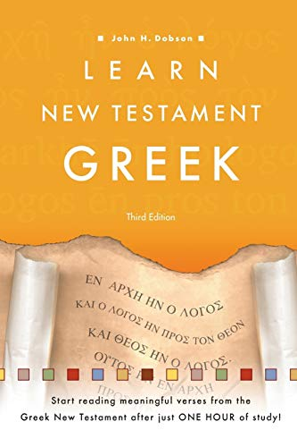 9780801017261: Learn New Testament Greek
