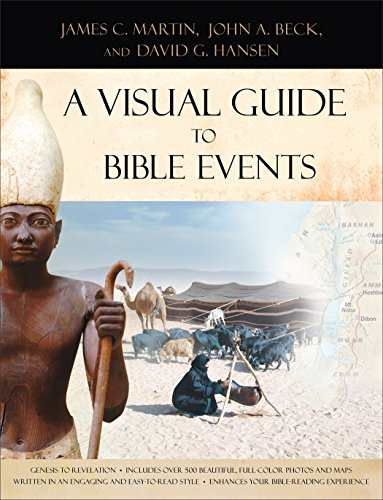 9780801017278: A Visual Guide to Bible Events: Fascinating Insights into Where They Happened and Why