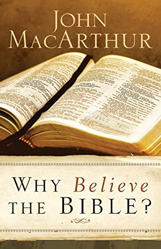 9780801017940: Why Believe the Bible?