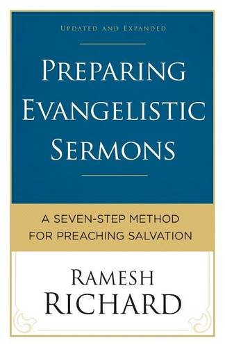 9780801018381: Preparing Evangelistic Sermons: A Seven-Step Method for Preaching Salvation