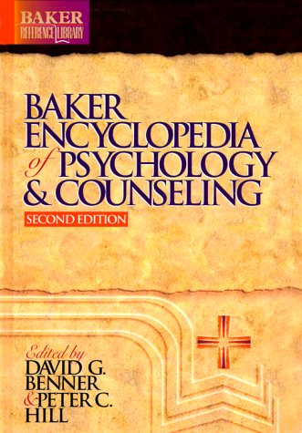 9780801021008: Baker Encyclopedia of Psychology and Counseling, (Baker Reference Library)
