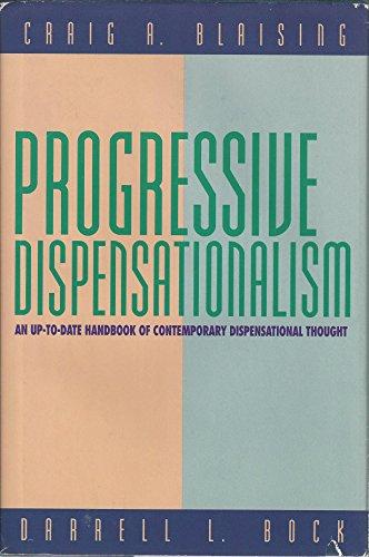 9780801021176: Progressive Dispensationalism