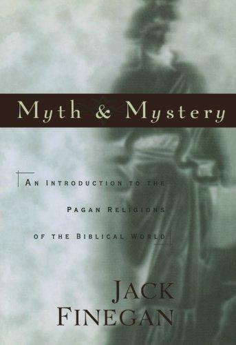 Myth & Mystery: Jack Finegan