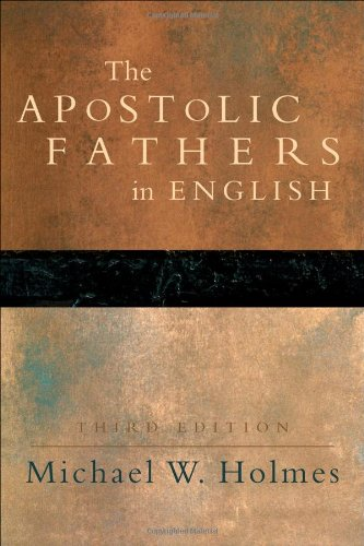 9780801022258: The Apostolic Fathers: Greek Texts and English Translations