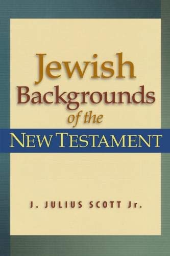 9780801022401: Jewish Backgrounds of the New Testament