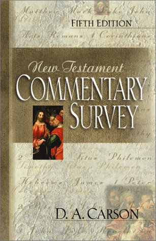 9780801022876: New Testament Commentary Survey