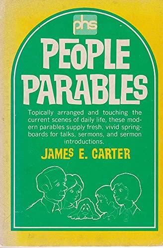 People Parables: Carter, James E.