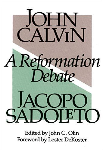 9780801023903: A Reformation Debate