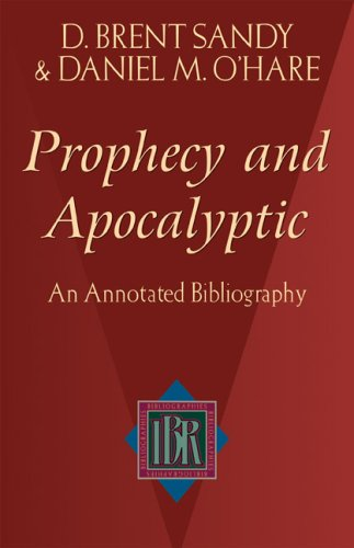 9780801026010: Prophecy and Apocalyptic: An Annotated Bibliography (IBR Bibliographies)