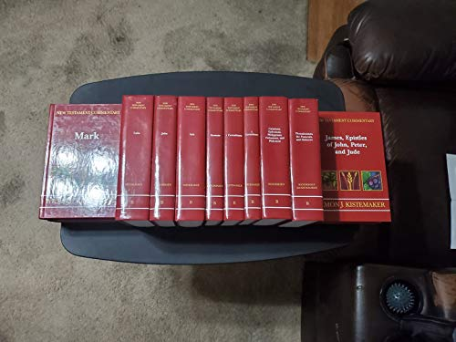9780801026065: New Testament Commentary Set, 12 Volumes