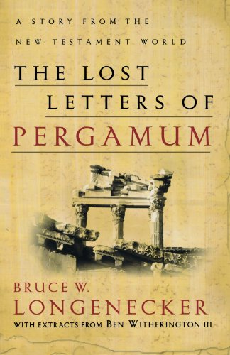 9780801026072: The Lost Letters of Pergamum: a Story from the New Testament World