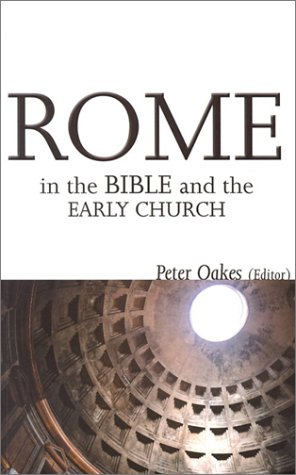 9780801026089: Rome in the Bible and the Early Church