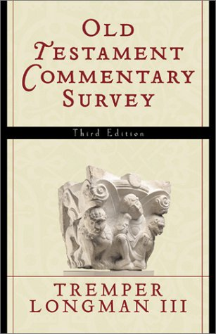 9780801026294: Old Testament Commentary Survey,