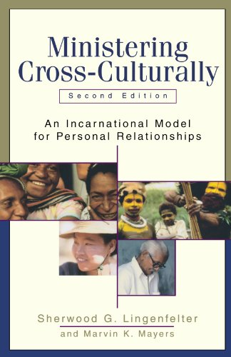 9780801026478: Ministering Cross-Culturally: An Incarnational Model for Personal Relationships
