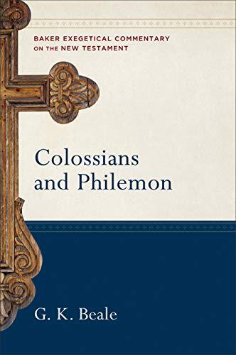 9780801026676: Colossians and Philemon