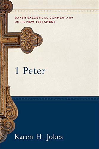 9780801026744: 1 Peter (Baker Exegetical Commentary on the New Testament)