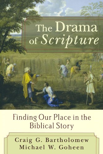 9780801027468: The Drama of Scripture: Finding Our Place in the Biblical Story