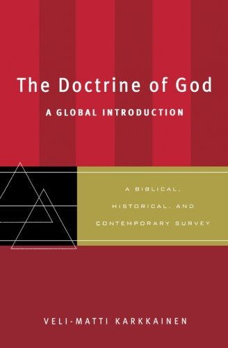 9780801027529: The Doctrine of God: A Global Introduction