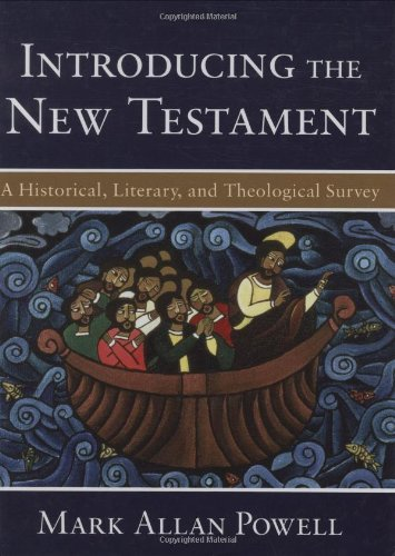 9780801028687: Introducing the New Testament: A Historical, Literary, and Theological Survey