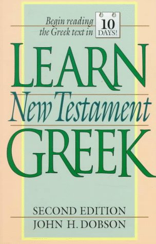 9780801030192: Learn New Testament Greek