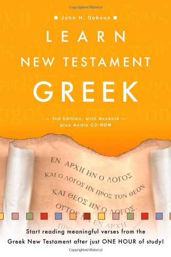 9780801031069: Learn New Testament Greek: with Accents