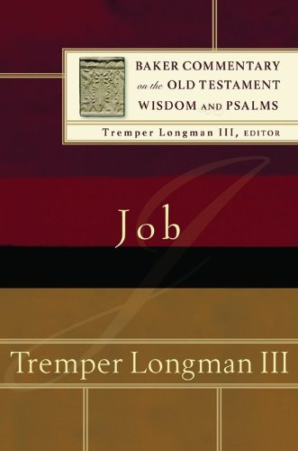 9780801031076: Job (Baker Commentary on the Old Testament Wisdom & Psalms)