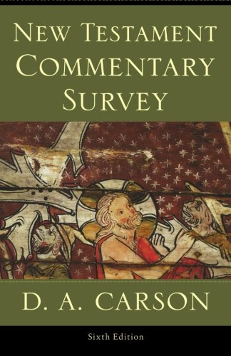 9780801031243: New Testament Commentary Survey