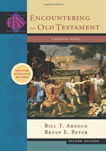 9780801031700: Encountering the Old Testament: A Christian Survey (Encountering Biblical Studies)