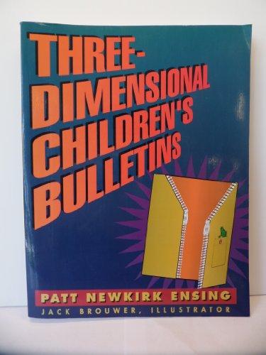 9780801032318: Three-Dimensional Children's Bulletins