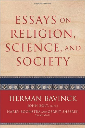 9780801032417: Essays on Religion, Science, and Society