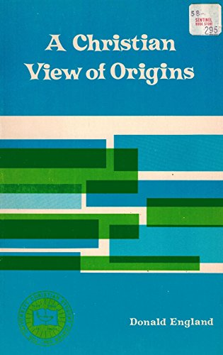 9780801032790: A Christian view of origins