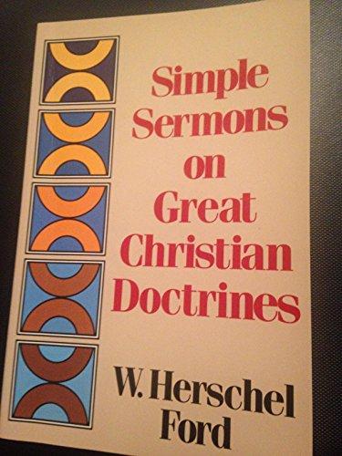 9780801035197: Simple Sermons on Great Christian Doctrines