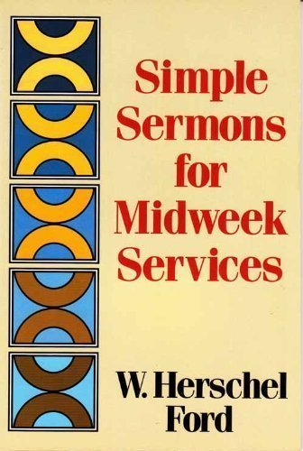 9780801035463: Simple Sermons for Midweek Services