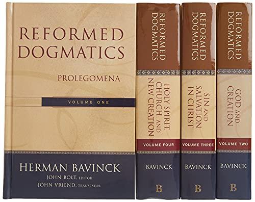 Reformed Dogmatics (4 Volume Set): Herman Bavinck