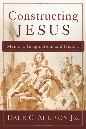9780801035852: Constructing Jesus: Memory, Imagination, and History