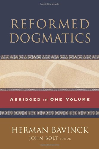 9780801036484: Reformed Dogmatics: Abridged in One Volume