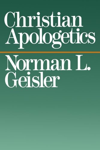 9780801038228: Christian Apologetics