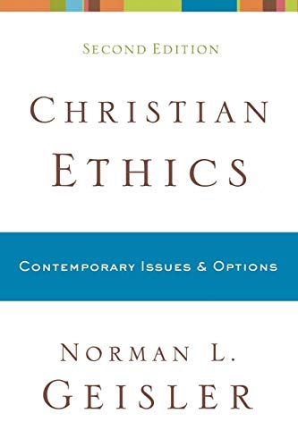 9780801038792: Christian Ethics: Contemporary Issues and Options