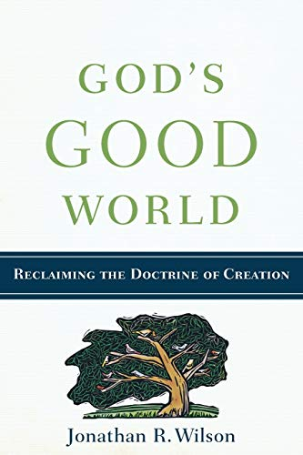 9780801038815: God's Good World: Reclaiming the Doctrine of Creation